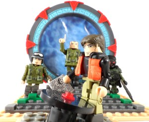 Stargate Blocks 14 Minimates