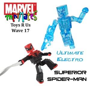 Superior Spidey Electro Title