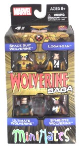 Wolverine Saga Package