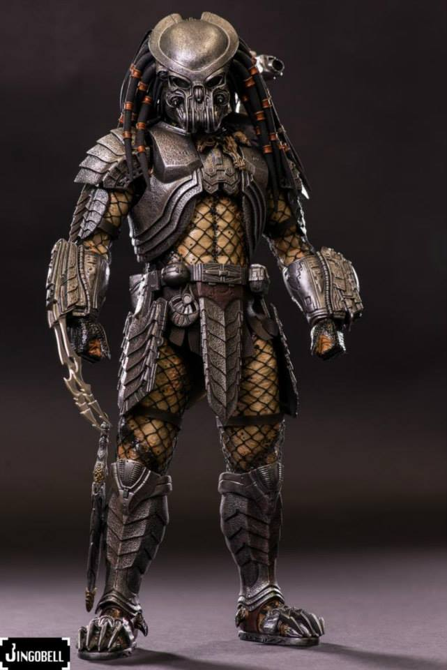 Hot toys avp celtic predator figure final product images needless celtic predator 1 celtic predator 2 voltagebd Image collections