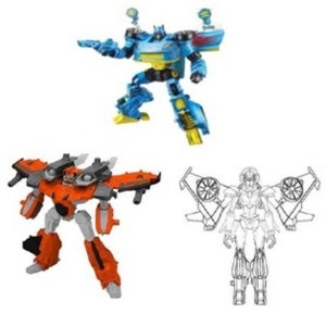 Transformers Generations Jhiaxus and Nightbeat Images Reveal New Deluxe Figures (1)__scaled_600