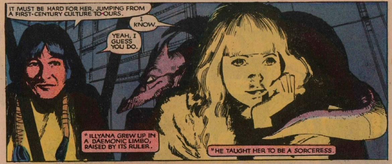 Reviews of Old Comics: New Mutants #18