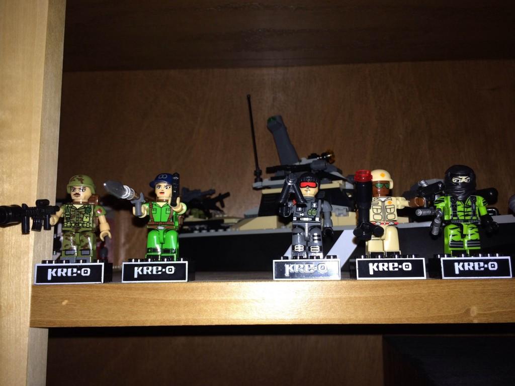 G.I. Joe Kre-O Mini Figures Wave 3 Has Hit Stores!