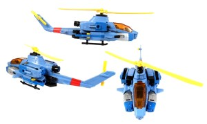 TF Generations Whirl 02 Helicopter