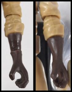 GI Joe 50 16 Doc Arm