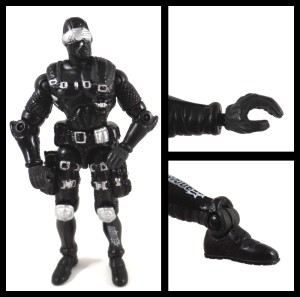 GI Joe 50th 12 Snake Eyes
