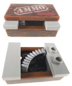 GI Joe Kreo Outpost Defense 11 Crate