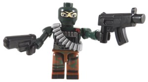 GI Joe Kreo Outpost Defense 12 Crate Weapons