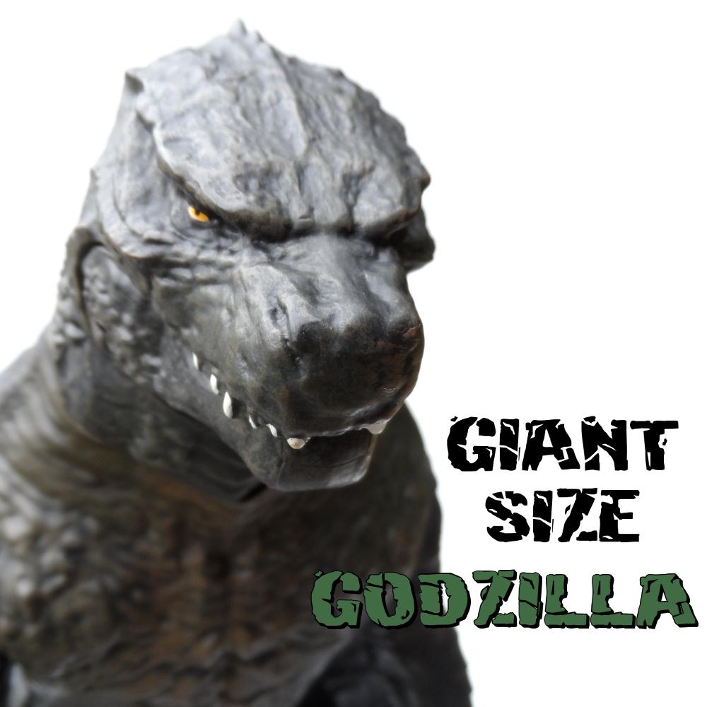 Giant Size Godzilla by Jakks Pacific