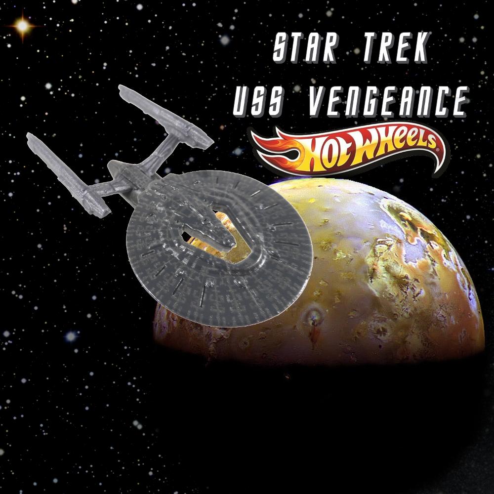 Uss Vengeance Hot Wheels Hot Wheels Star...