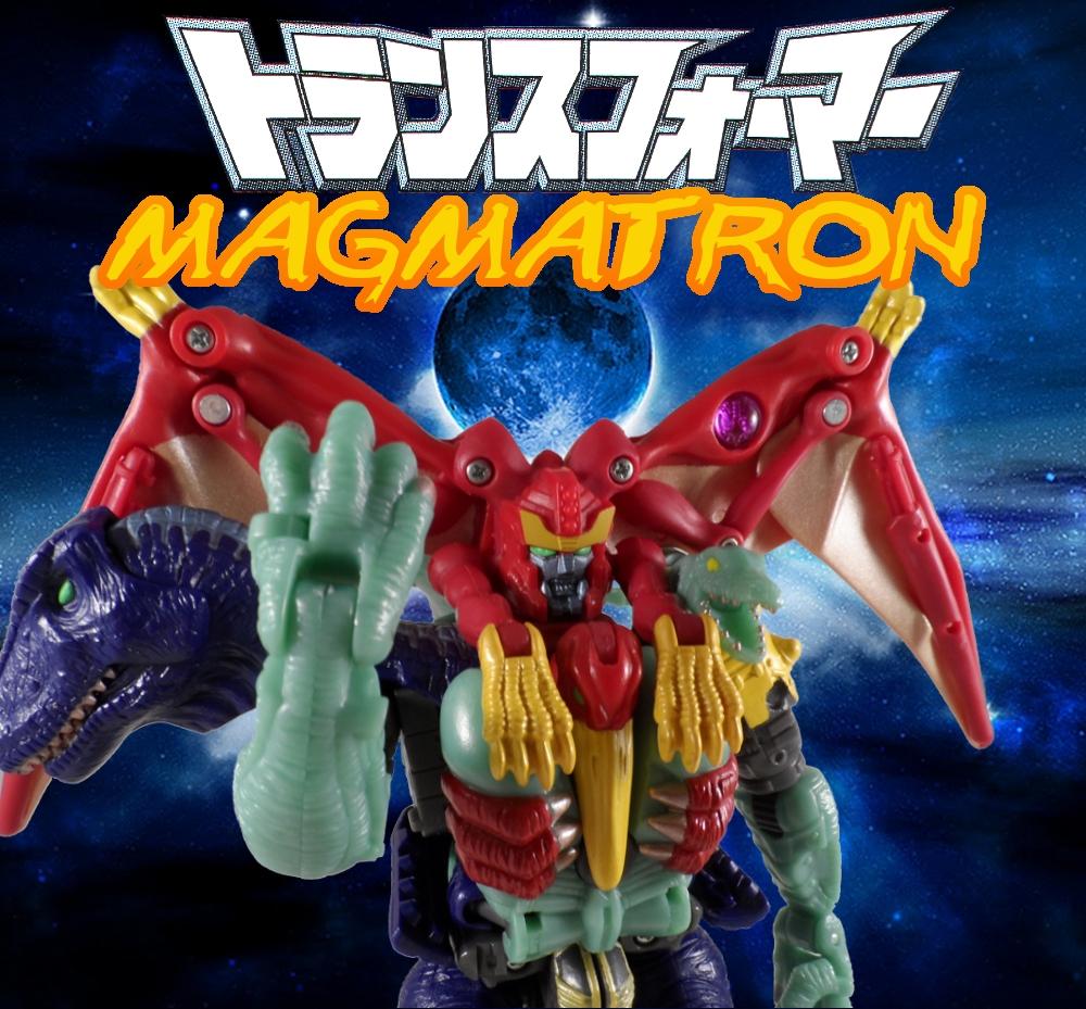 Beast Machines Magmatron Review