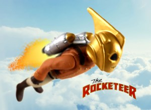 Reaction Rocketeer 13 Title