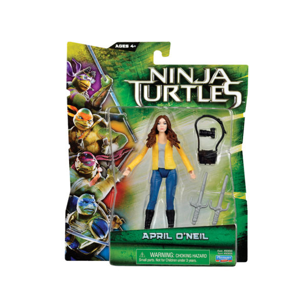 April O Neil Tmnt 2014 Figure Official Images Needless