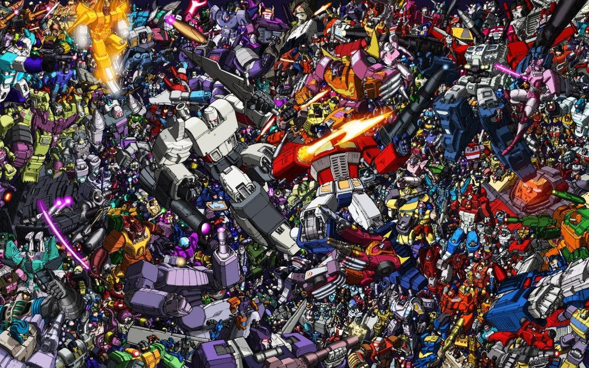 Top Fifty Transformers of All Time: 40 to 31