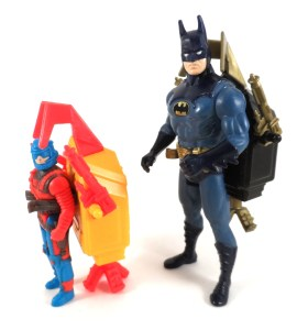 Batman Figure Wall Scaler 02