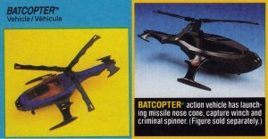 Batman Vehicle Batcopter 01