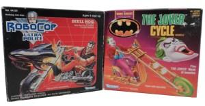 Batman Vehicle Joker Cycle 02