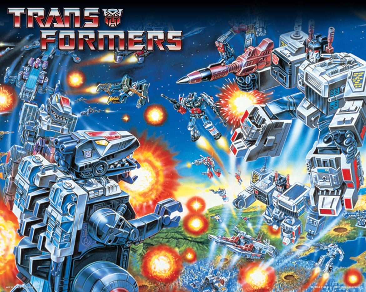 TOP FIFTY TRANSFORMERS OF ALL TIME: 10 TO 1!!
