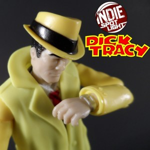 IS2 Dick Tracy 16 Title