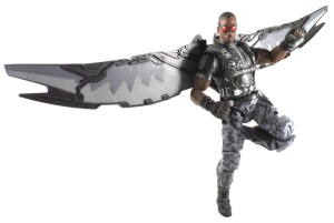 Marvel Select Falcon 11 Action
