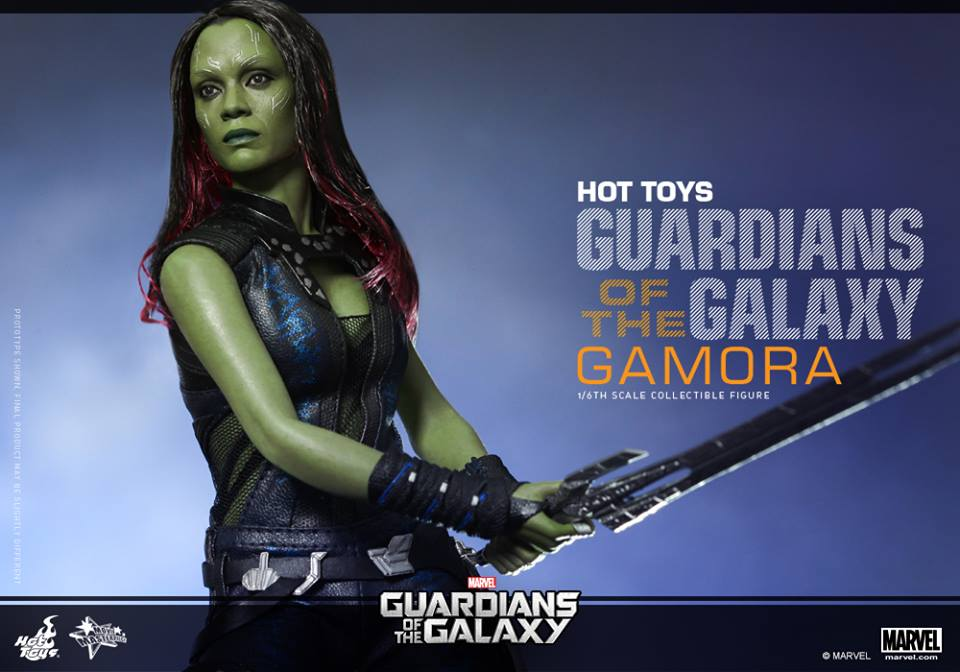 Guardians of the Galaxy: 1/6th scale Gamora Collectible Figure