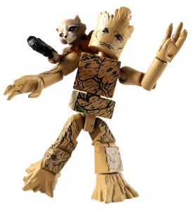 Groot Minimate 10 Rocket Action