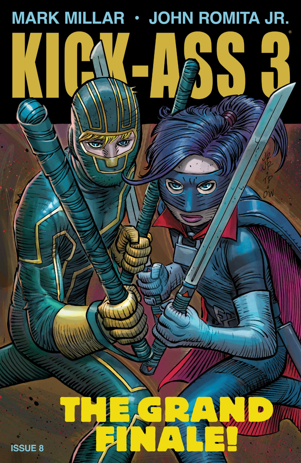 Review: Kick Ass 3 #8