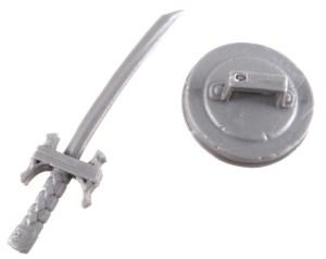 LARP Leo 04 Weapons