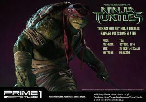 Prime-1-Studio-TMNT-Movie-Raphael-Statue-1