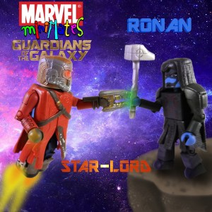 Star Lord Ronan Minimates 17 Title