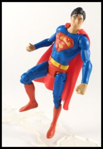 DC Multiverse Superman 08 Posing