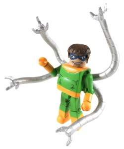 Deadly Foes Spiderman 19 Doc Ock Arms