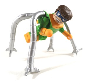 Deadly Foes Spiderman 20 Doc Ock Arms