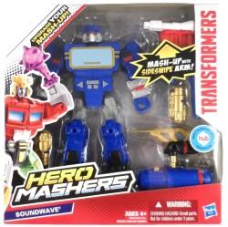 Transformers Mashers Soundwave 01 MIB