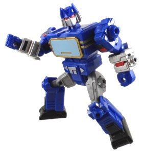 Transformers Mashers Soundwave 03 Articulation