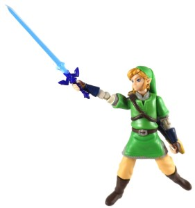 World Nintendo Link 05 Sword