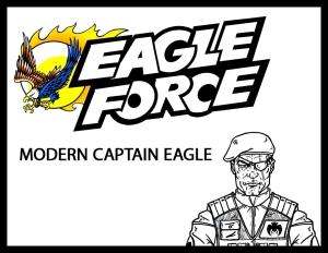 Eagle Force Captain Eagle