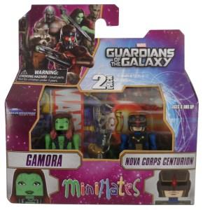 Gamora Nova Minimates 01 MIB