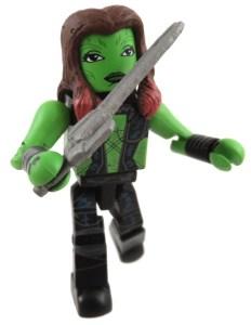 Gamora Nova Minimates 05 Action