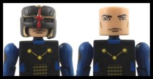 Gamora Nova Minimates 07 Head