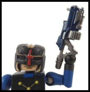 Gamora Nova Minimates 10 Weapon