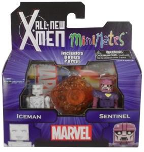 Iceman Sentinel Minimates 01