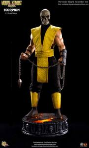 Mortal Kombat 13 Scorpion (13)