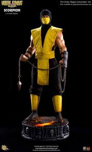 Mortal Kombat 13 Scorpion (2)