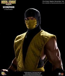 Mortal Kombat 13 Scorpion (22)