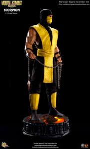 Mortal Kombat 13 Scorpion (7)