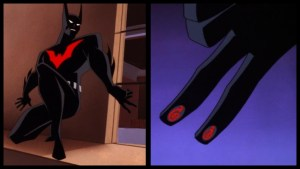 Total Heroes Batman Beyond 10 Mic Hand
