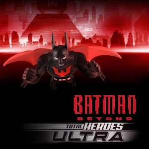Total Heroes Batman Beyond 24 Title