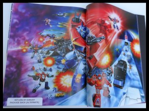 Transformers Legacy 09 Double Page