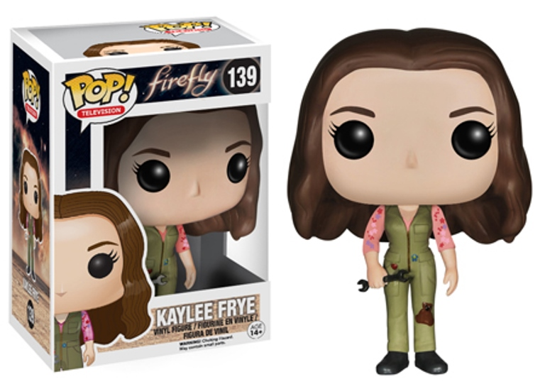 PR: Pop! Television: Firefly and Supernatural